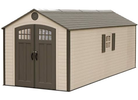 lifetime storage sheds 8 x 15 storage decorations