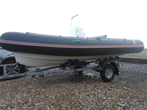foldable rib boat for sale foldable rib crib 420 in hshire south east boats