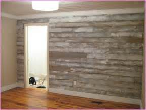 charming Inexpensive Kitchen Wall Decorating Ideas #6: rustic-wood-paneling-for-walls.jpg