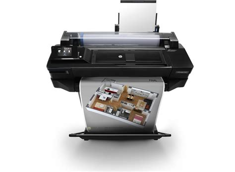 Printer A0 hp t520 24in designjet eprinter a0 printer solutions