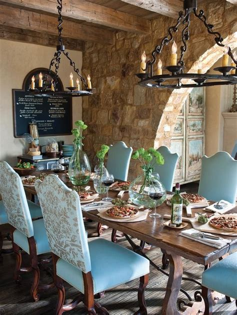 mediterranean dining tables ideas  pinterest mediterranean dining chairs long wood