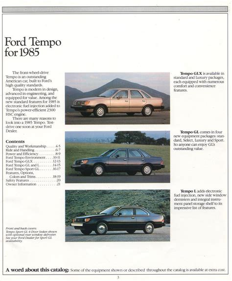 electronic toll collection 1993 ford tempo electronic toll collection service manual where to buy car manuals 1985 ford tempo electronic toll collection ford