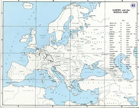 middle east map world war map of europe before ww2