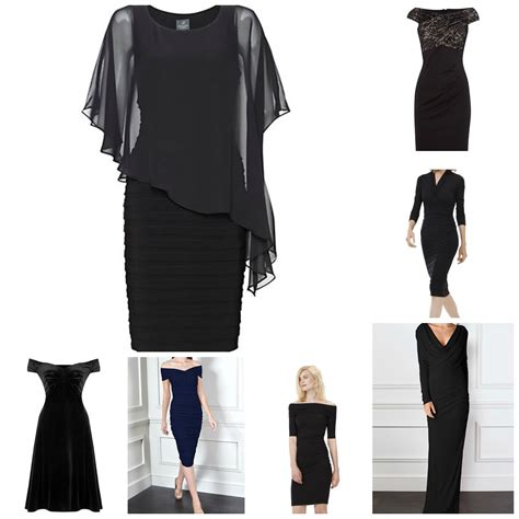 how to dress after 50 style over 50 7 of my favourite little black dresses
