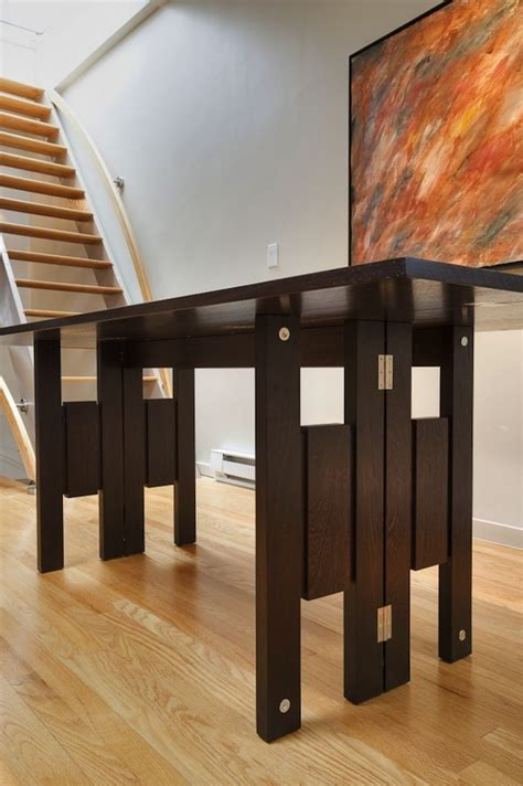 The Transformer Table By Quentin Kelley Transformer Dining Table