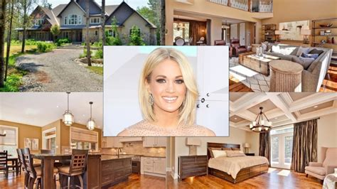 carrie underwood house carrie underwood s beautiful ottawa house youtube