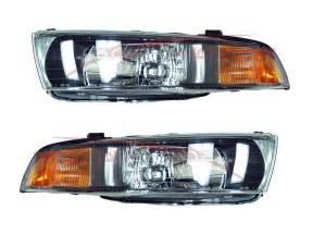 2002 Mitsubishi Galant Headlights 2002 2003 Mitsubishi Galant Lights Ls Driver