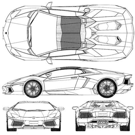 The Blueprints.com   Blueprints > Cars > Lamborghini
