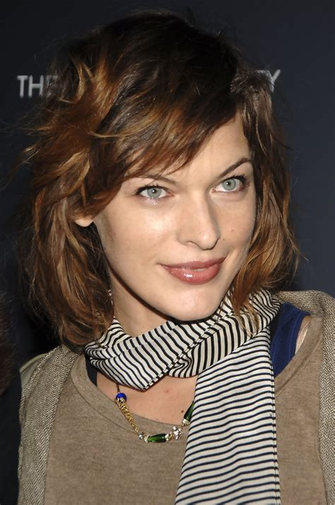 milla jovovich zimbio milla jovovich photos photos the cinema society calvin