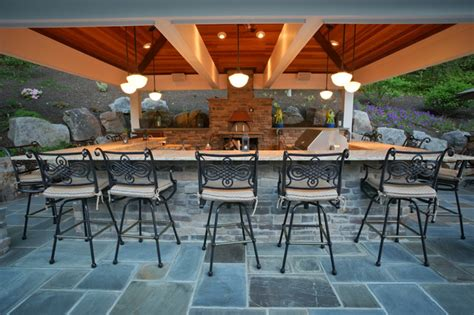 outdoor kitchen designs with pizza oven outdoor kitchen with pizza oven traditional dc metro