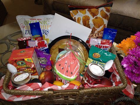 picnic basket ideas summer picnic themed gift basket my creations gift baskets themed gift baskets
