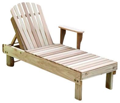 cedar chaise lounge red cedar keystone chaise lounge farmhouse outdoor
