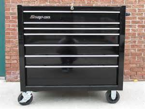 snap on tool chest 8 24062a 7 drawer with key up only