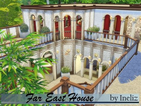 sims 3 custom content middle east the sims resource far east house by ineliz sims 4 downloads