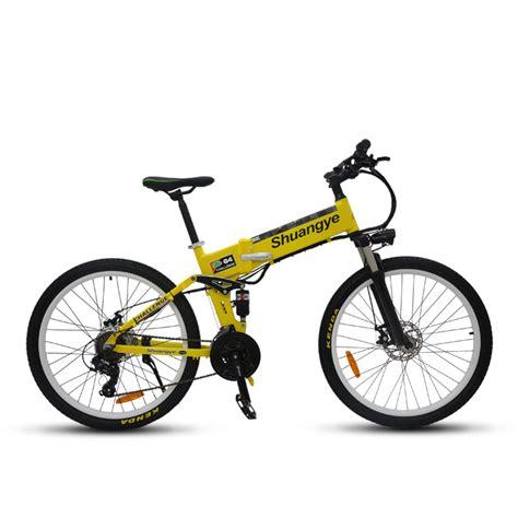 E Bike Batterie Test by Electric Bike Shuangye Ebike