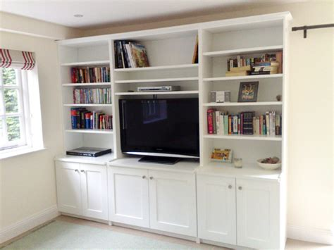 Cabinets With Shelves by High Wycombe Carpenters Joiners Carpentry Portfolio