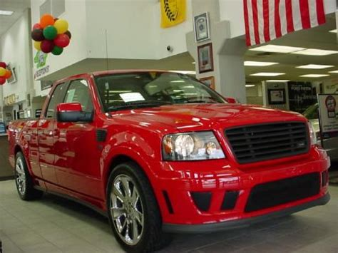 2007 ford f150 saleen s331 for sale used 2007 ford f150 saleen s331 supercharged supercab for