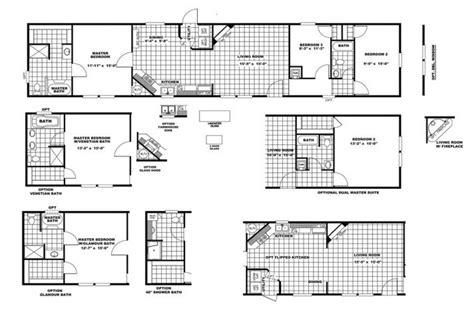 double wide floor plans nc home design outstanding double wide mobile floor plans