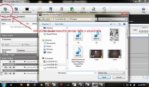 cara membuat intro dengan videopad cara membuat closing film dengan videopad ari bintang
