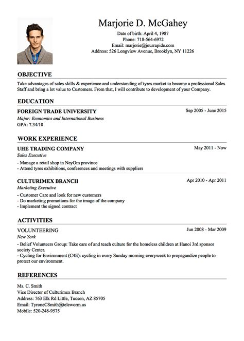 How To Build A Professional Resume by Create A Professional Resume Cv In Minutes Without