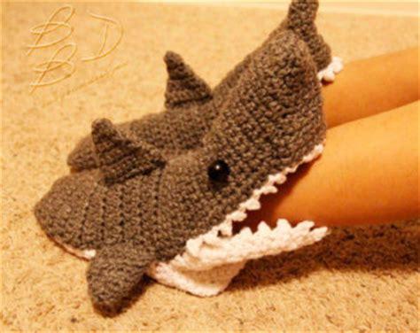 free crochet shark slippers pattern 7 free patterns for crochet shark slippers shark crochet