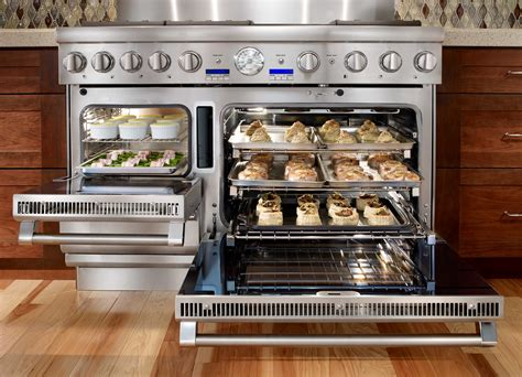 kitchen gourmet appliances gourmet stoves and ovens team let us loose in the
