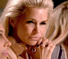 hairstyle of real housewife of beverly hills yolanda 1000 images about