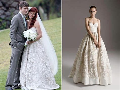 Chelsea Clinton Wedding Gown by Chelsea Clinton Preowned Wedding Dresses