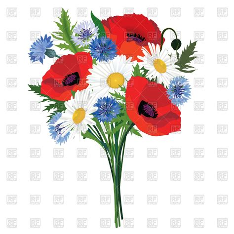 clipart royalty free flower bouquet royalty free vector clip image 184403