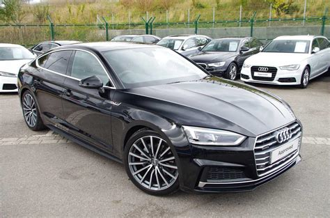 Audi A5 Ps by Used 2017 Audi A5 Sportback S Line 2 0 Tdi Quattro 190 Ps
