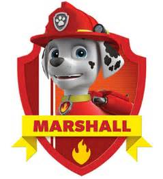 paw patrol free printable mini kit marshall parties free cute