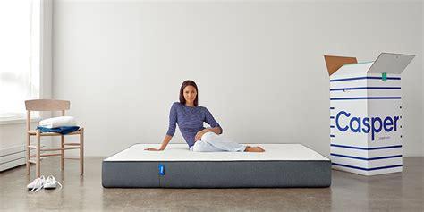 spedire un materasso i successi di casper startup dei materassi il post
