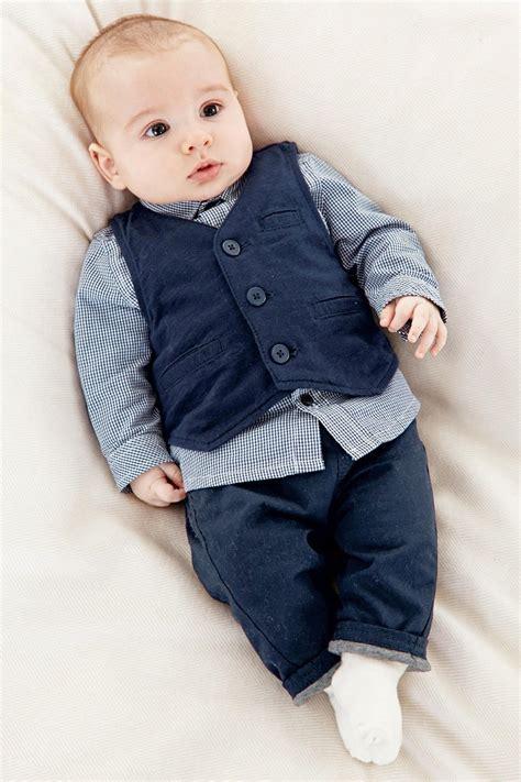 Aliexpress Buy Fashion Baby Clothing Aliexpress Buy 2017 Autumn Style Baby Boy Clothes Gentleman 3 Pcs Suit Vest Plaid Shirt