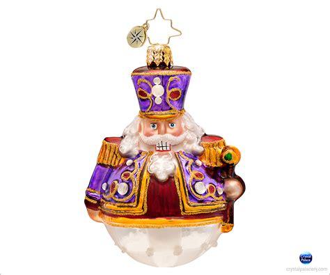 Radko Ornaments Sale - christopher radko gem of a cracker ornament