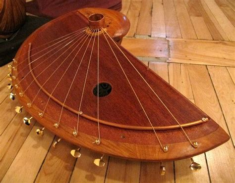 Handmade String Instruments - the sprout handmade musical instrument 12 string
