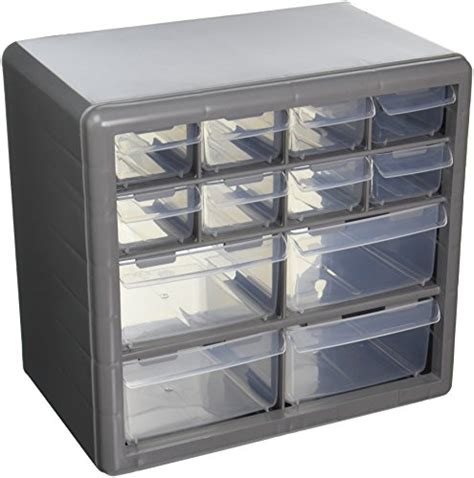 best cabinet organizers small parts storage cabinet drawer bin organizer box 12