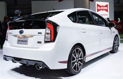 Toyota Change Cost 2016 Toyota Prius Change Specs Price Cars Sport News