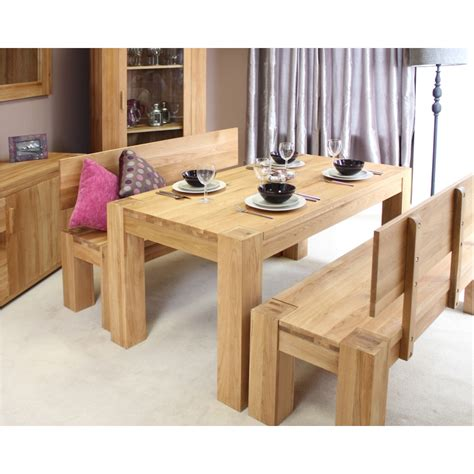 chunky dining room table palma solid chunky oak dining room furniture dining table