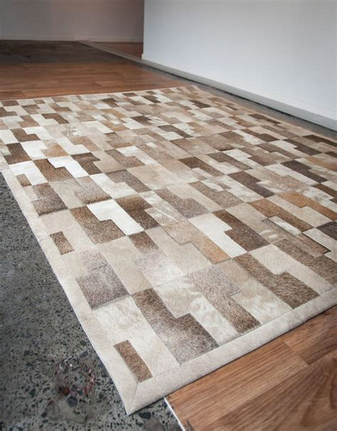 Cowhide Designer Rugs This Designer Cowhide Rug By Gorgeous Creatures