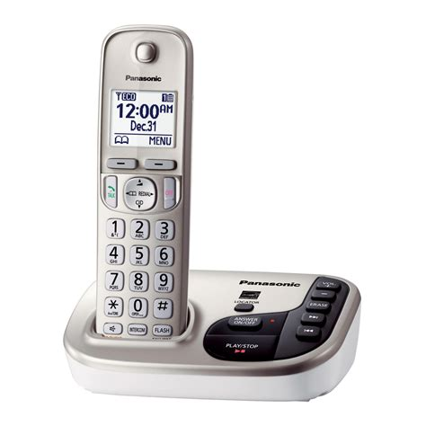 Panasonic Cordless Telephone Manuals Phone System Ggetbay