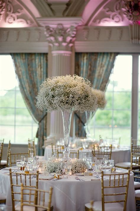 5 beautiful vase centerpieces for your wedding