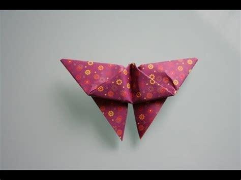 schmetterling falten origami schmetterling falten origami butterfly