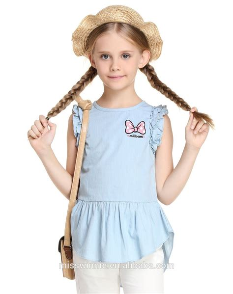 top 100 young top 100 lil girls new fashion kids wear light blue girls