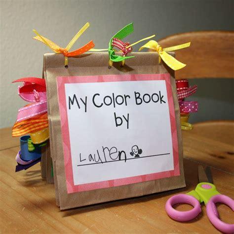 color craft for preschool color crafts on