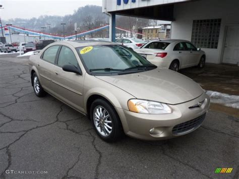 2002 Chrysler Sebring Lxi by Light Almond Pearl Metallic 2002 Chrysler Sebring Lxi