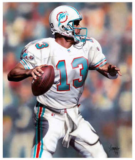 imagenes de los miami dolphins dan marino and the nfl s 10 strongest armed qbs of all