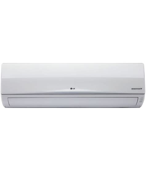 Ac Lg lg 1 5 ton inverter ac bsa18ima air conditioner white price in india buy lg 1 5 ton inverter