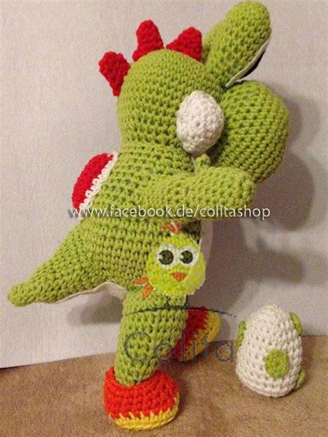 knitting pattern yoshi yoshi geh 228 kelt crochet pattern amigurumi deutsch german