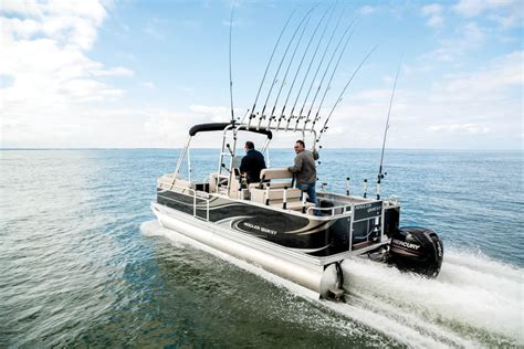 angler fishing boat angler qwest 822 pro troll boating world