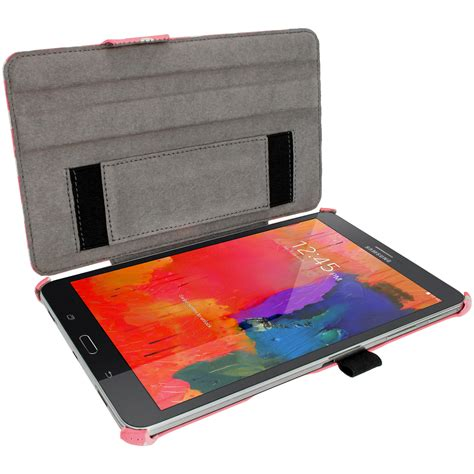Samsung Tab Pro Sm T325 pu leather cover for samsung galaxy tab pro 8 4 quot sm t320 t325 screen prot ebay